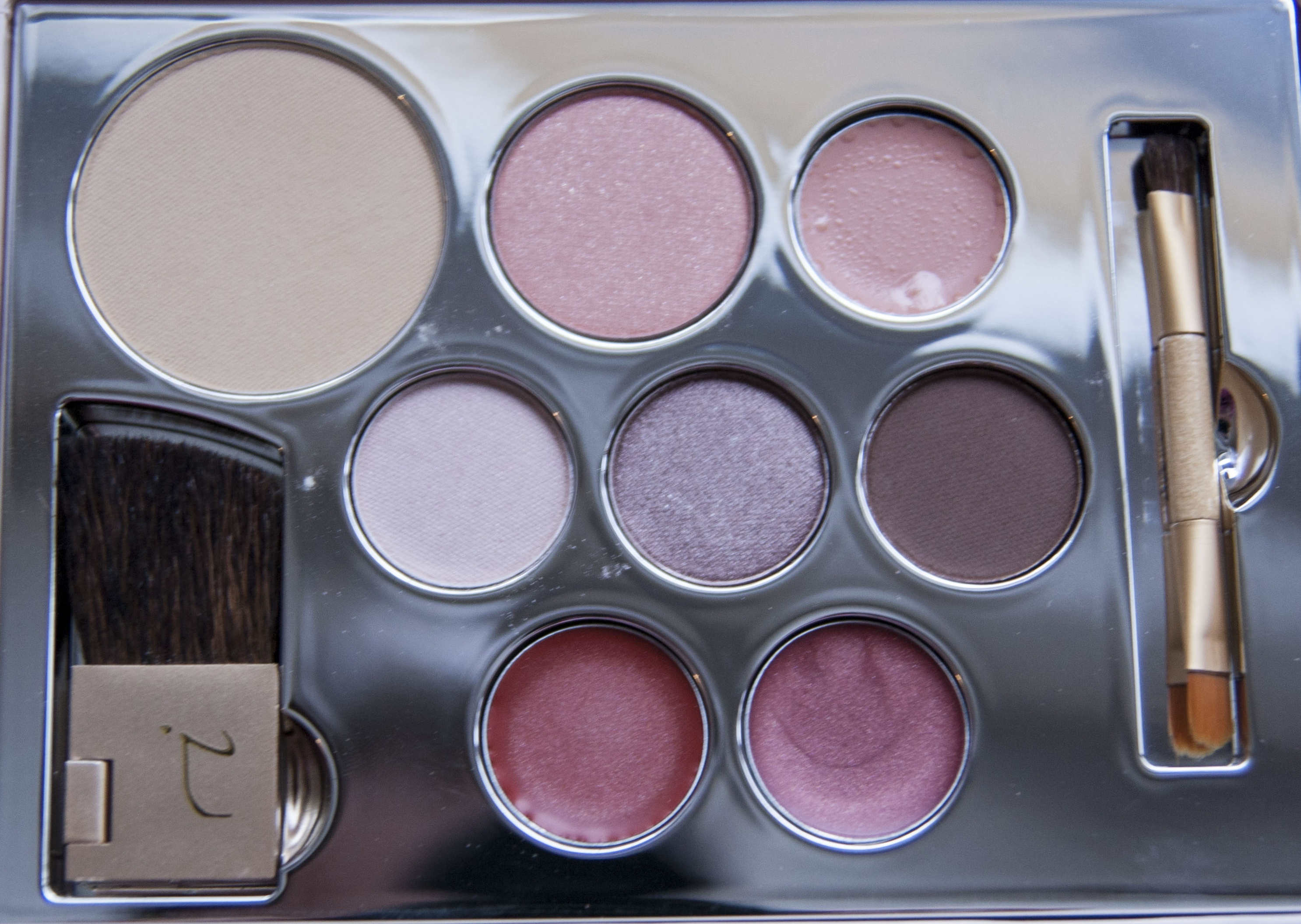 Jane Iredale Color sample kit | Culture of make-up