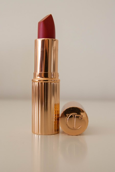 Charlotte Tilbury Matte Revolution Red Carpet Red