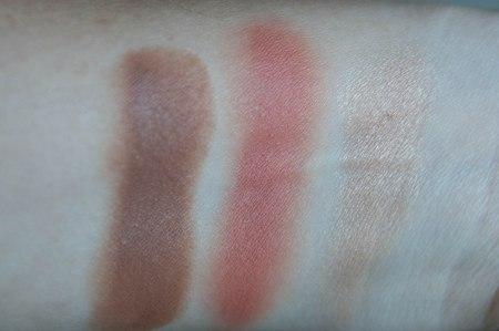 Hourglass Illume Sheer Color Trio_swatch2